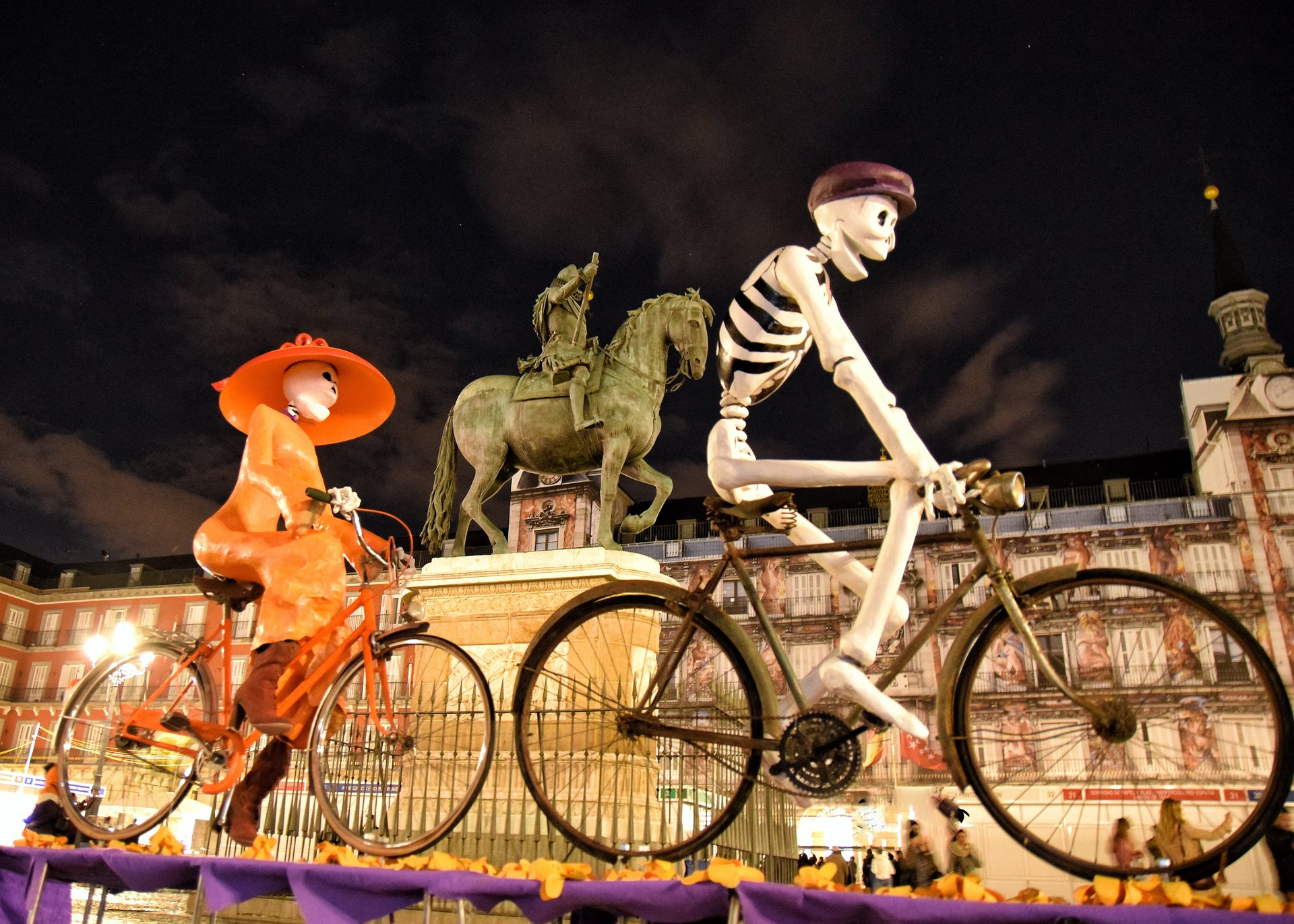 Halloween in Madrid 2020 - Best Time