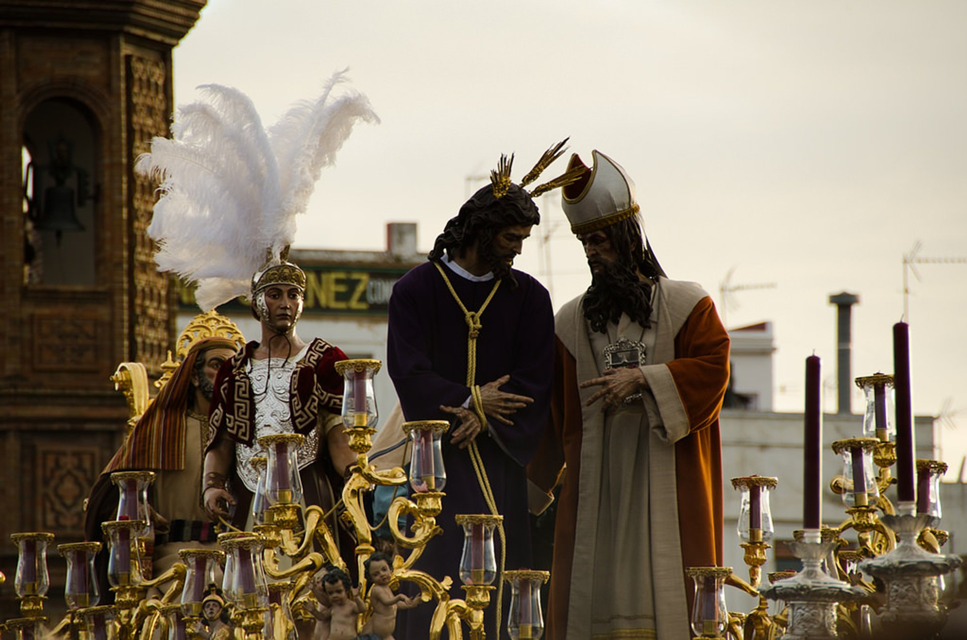 Semana Santa (Holy Week) & Easter in Seville 2019 - Best Time