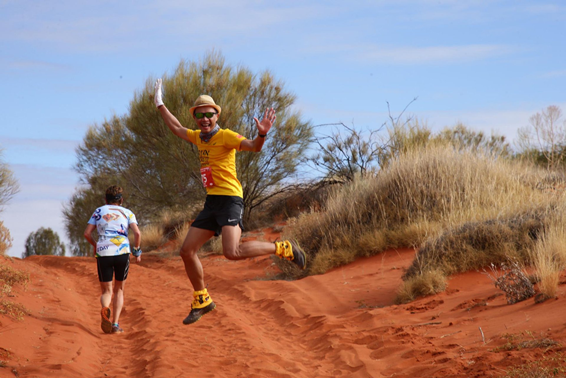 Australian Outback Marathon in Australia - Best Season 2020