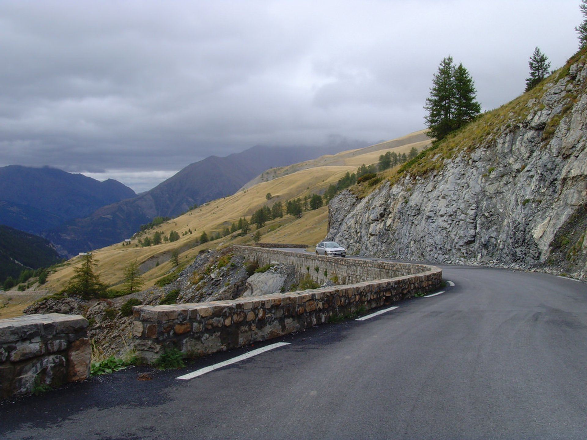 Best time to see Col de la Bonette in France 2020