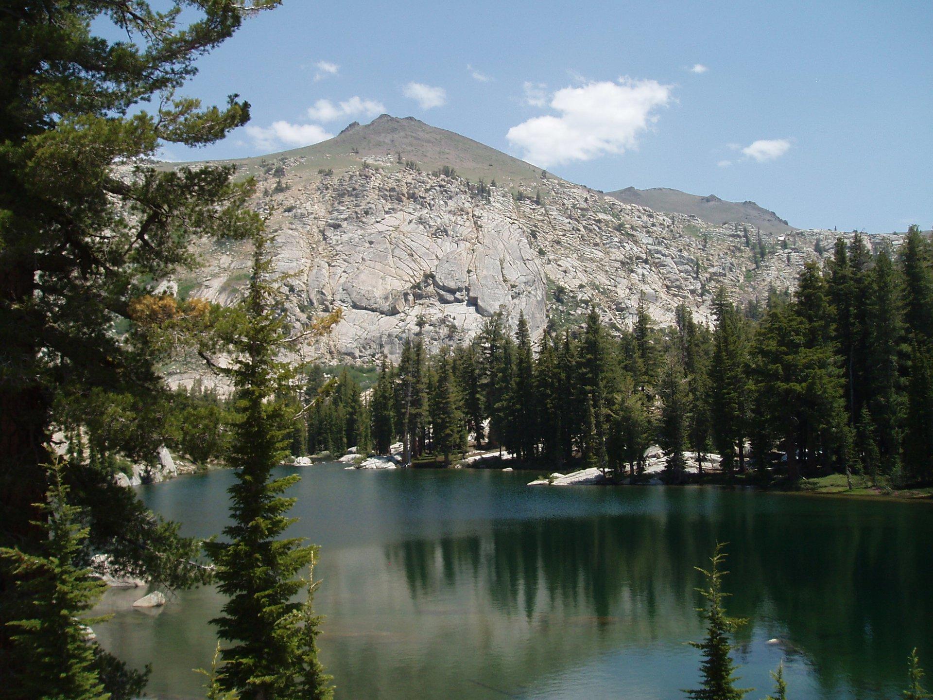 Grouse Lake 2020