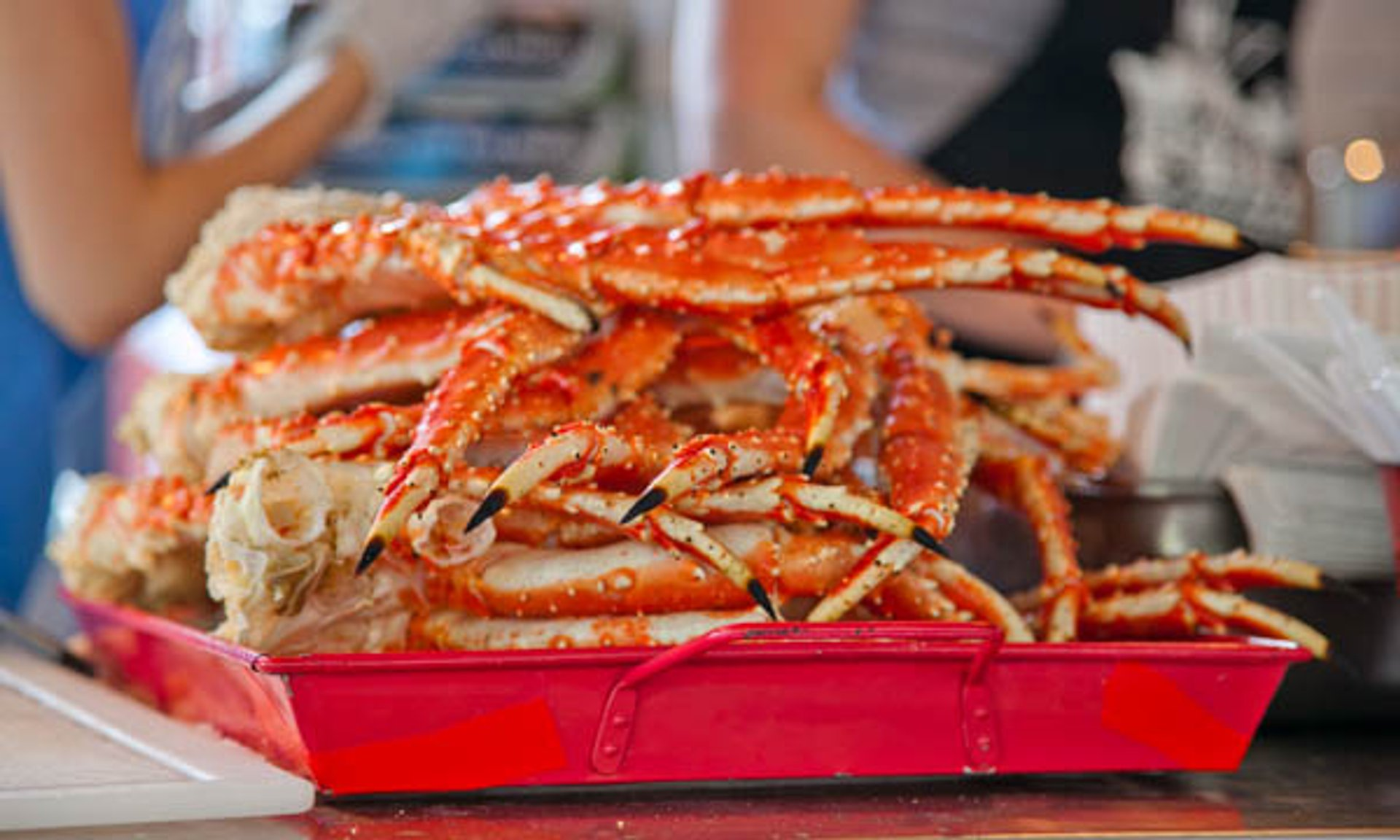 King Crab in Alaska - Best Season 2020
