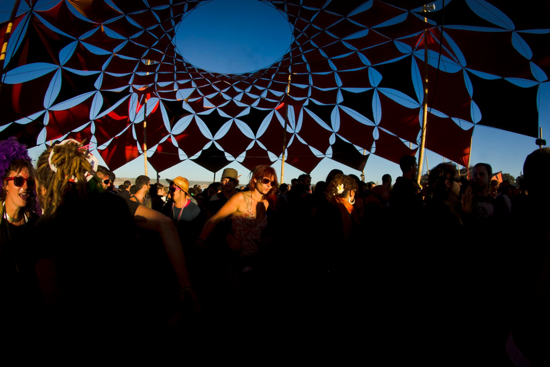 Best time to see Boom Festival in Portugal 2020