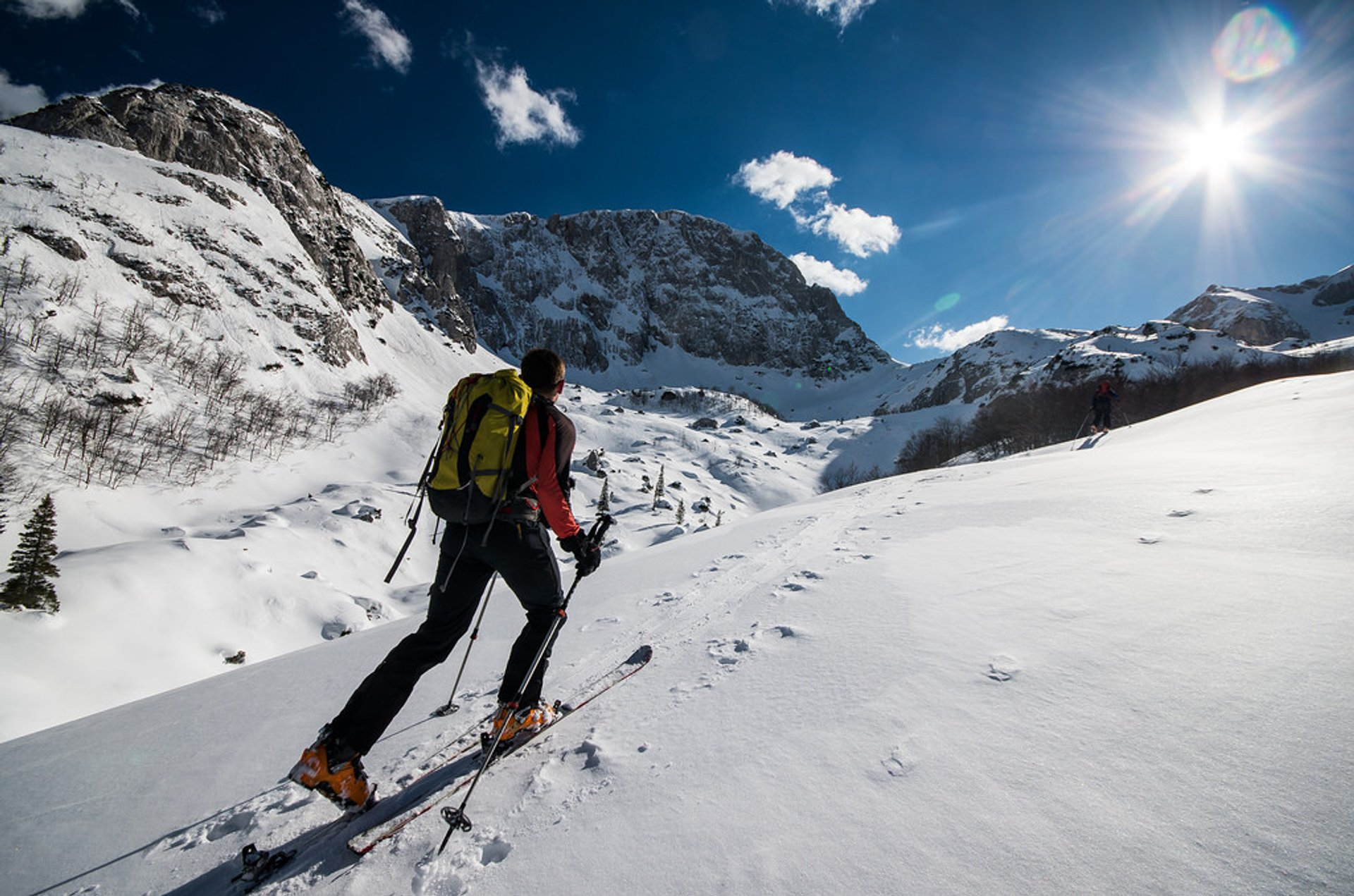 Skiing and Snowboarding in Montenegro 2020 - Best Time