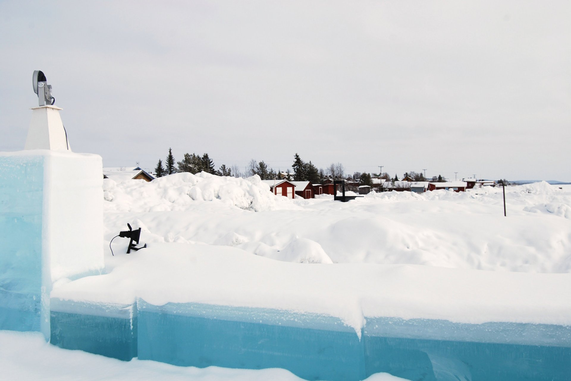 Best time to see Ice Hotel in Sweden 2020