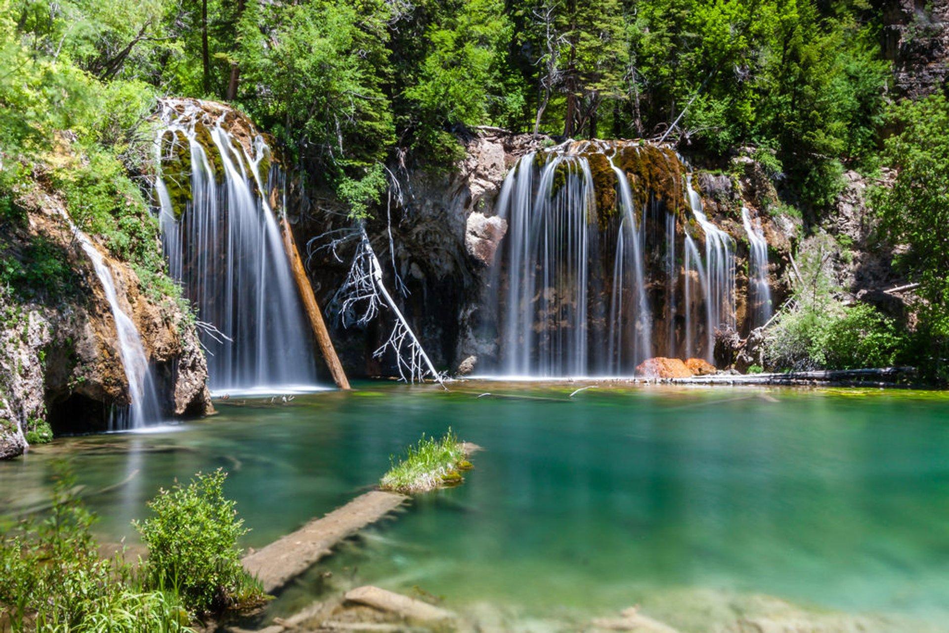 Hanging Lake Trail (Glenwood Springs) in Colorado 2019 - Best Time