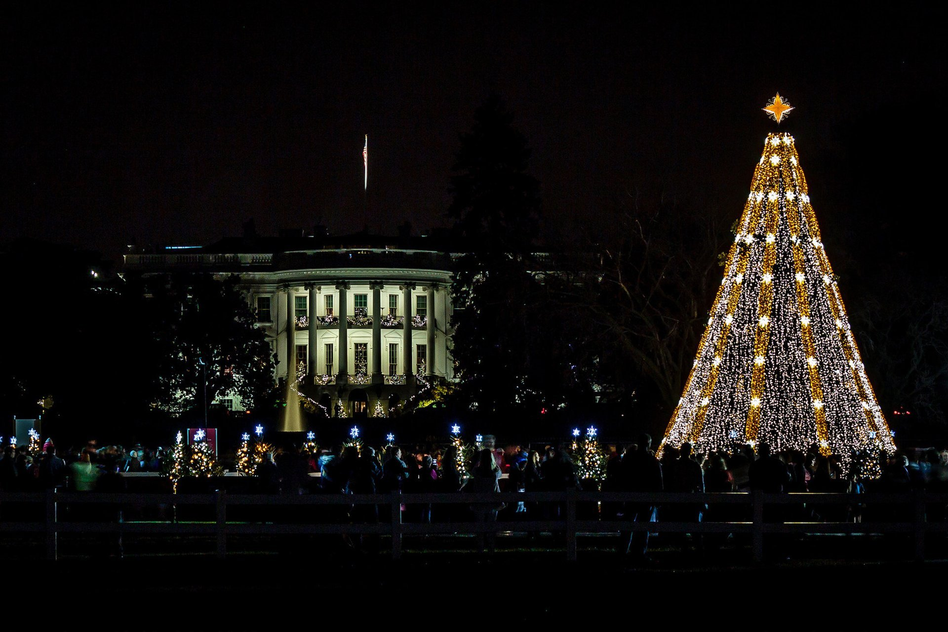 National Christmas Tree Lighting.National Christmas Tree Lighting Ceremony 2019 In Washington