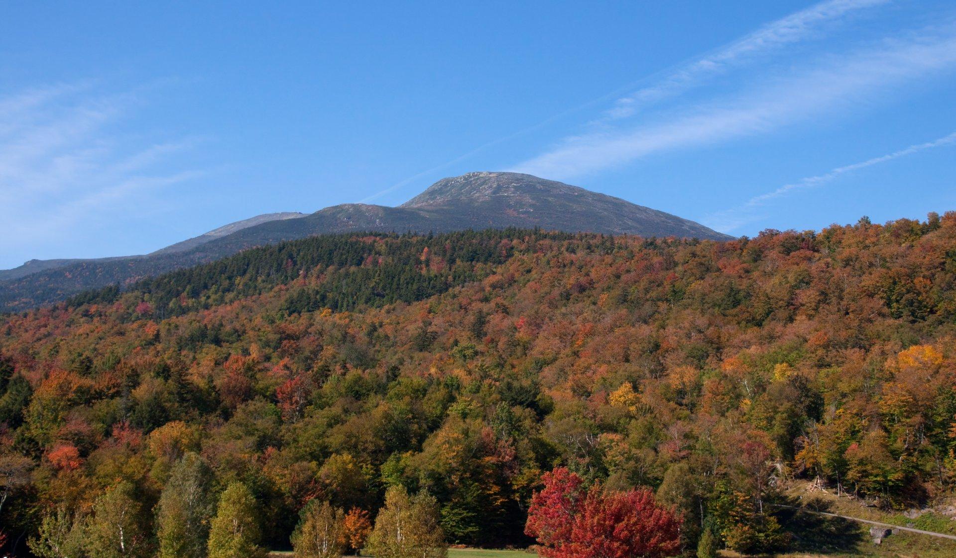 Mount Washington in New Hampshire - Best Season 2020