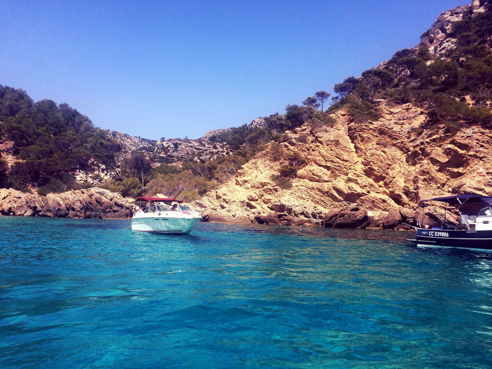 Boating and Yachting around Mallorca in Mallorca - Best Season 2020