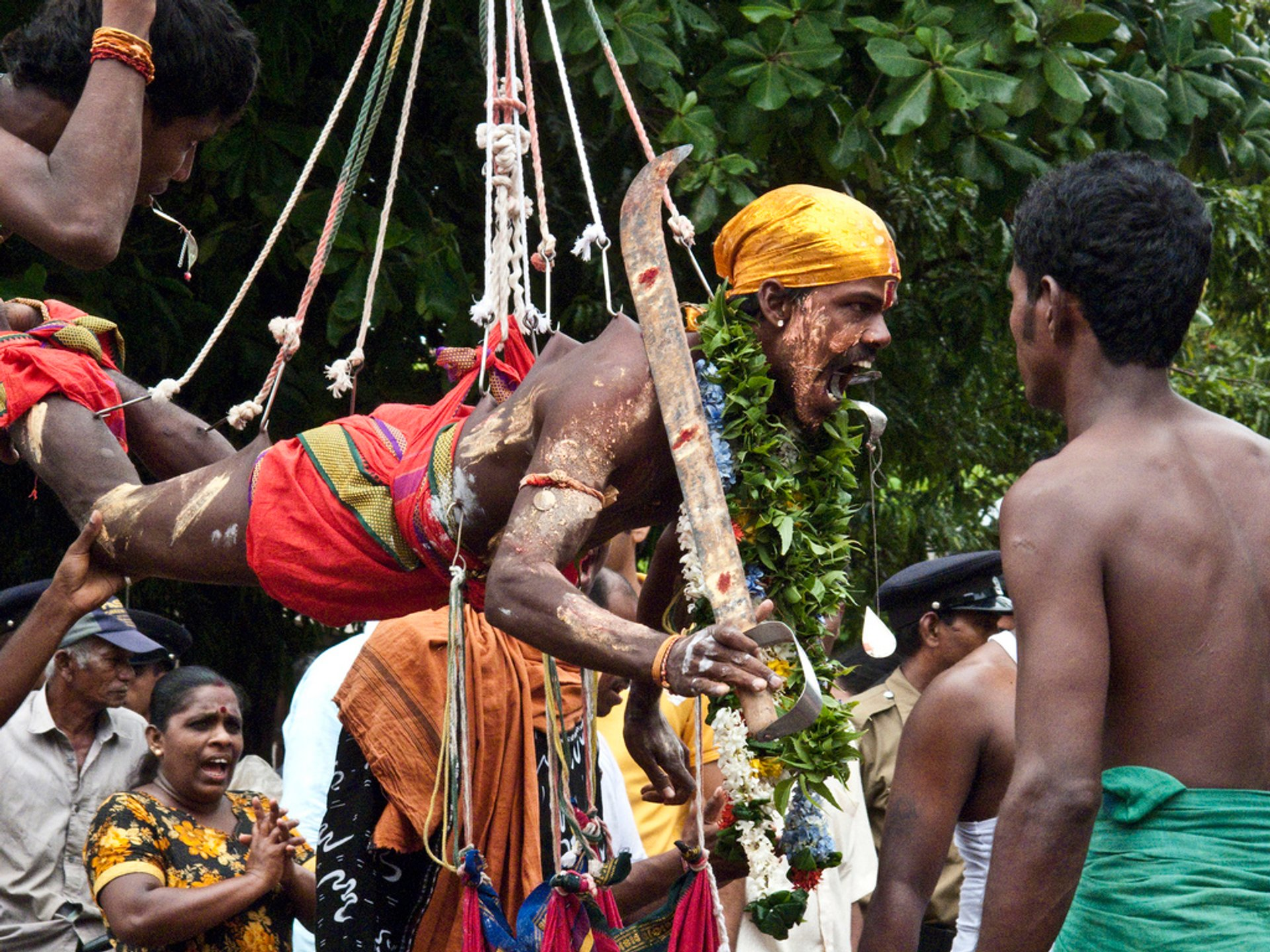 Colombo Aadi Vel Festival in Sri Lanka - Best Time