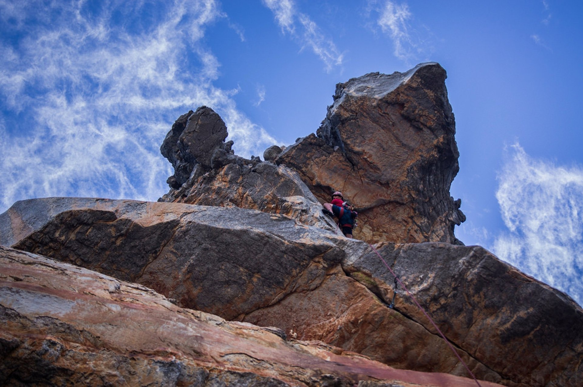 Rock Climbing in South Africa - Best Season 2020