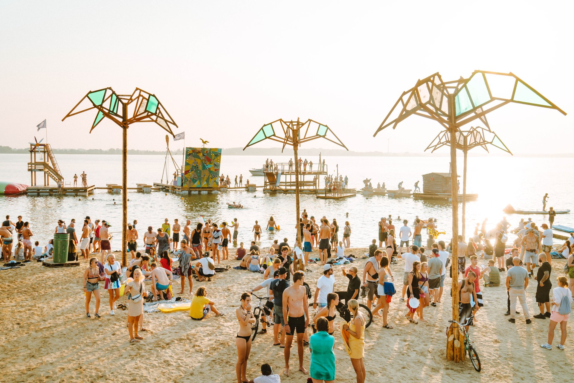 Best time for About You Pangea Festival in Germany 2020