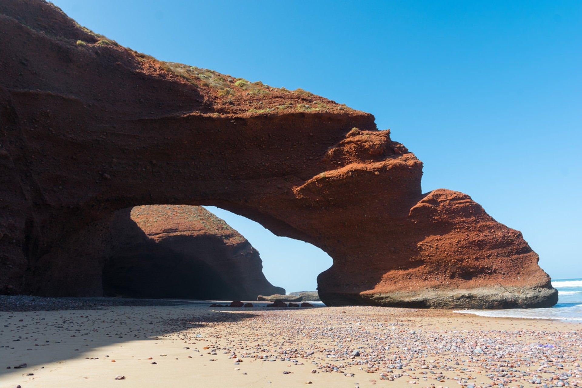 Legzira Beach in Morocco - Best Season 2020