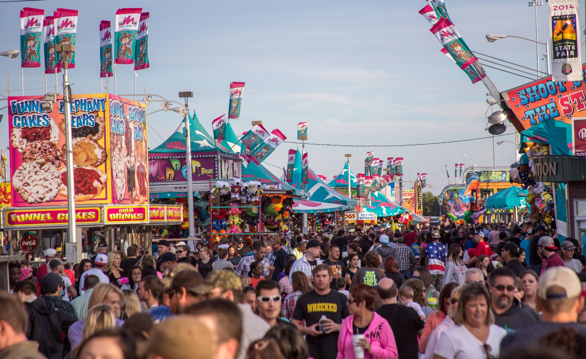 Oklahoma State Fair in Oklahoma - Best Season 2020