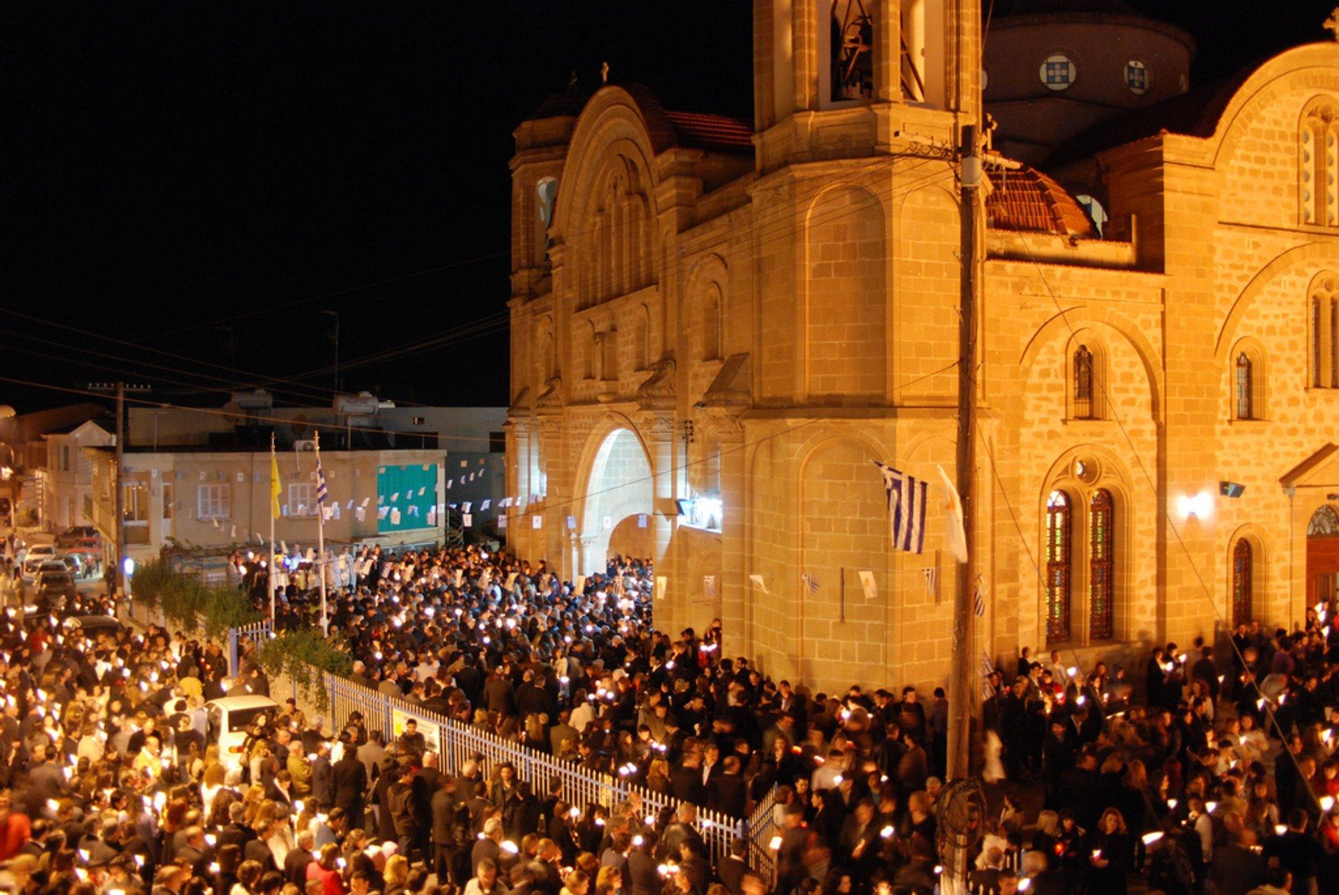 Easter Sunday (Orthodox) in Cyprus - Best Season 2019