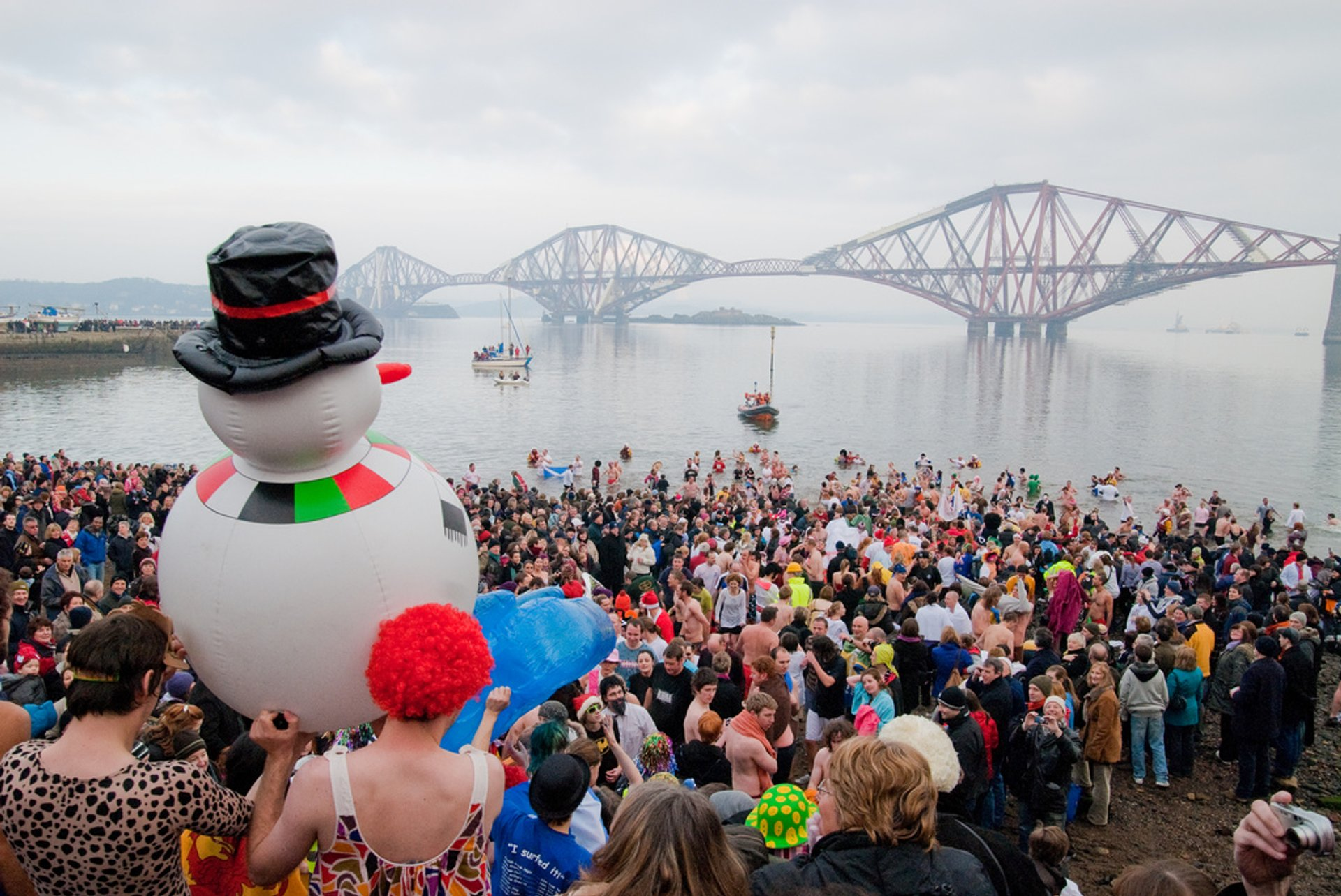 The Loony Dook in Edinburgh - Best Season 2020