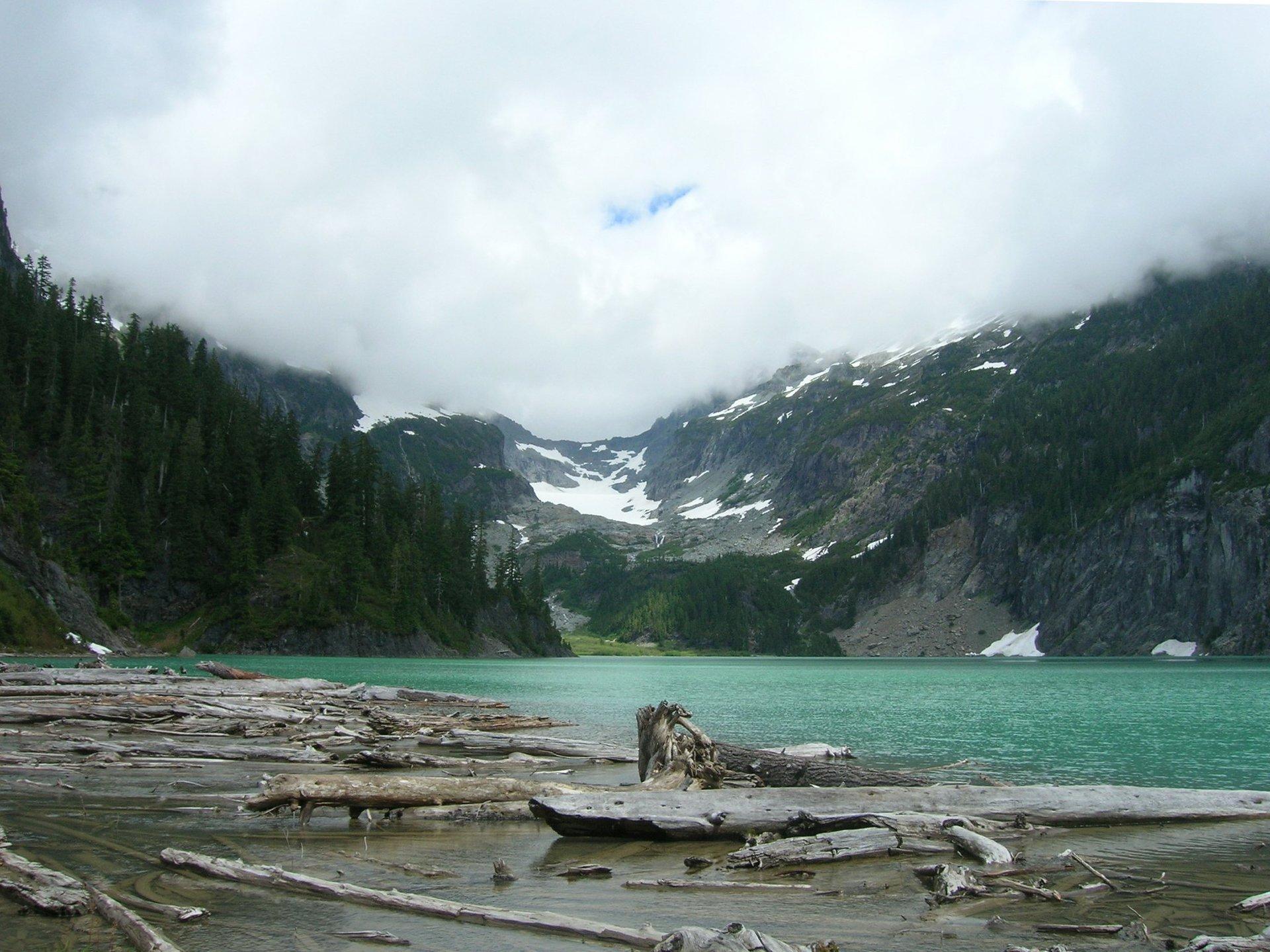 Blanca Lake in Washington 2020 - Best Time