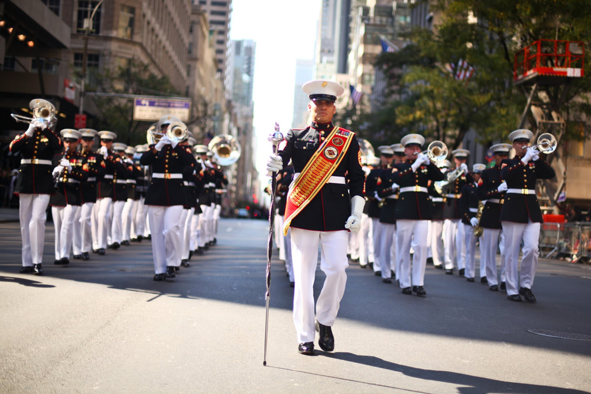 Columbus Day Parade in New York - Best Season 2019