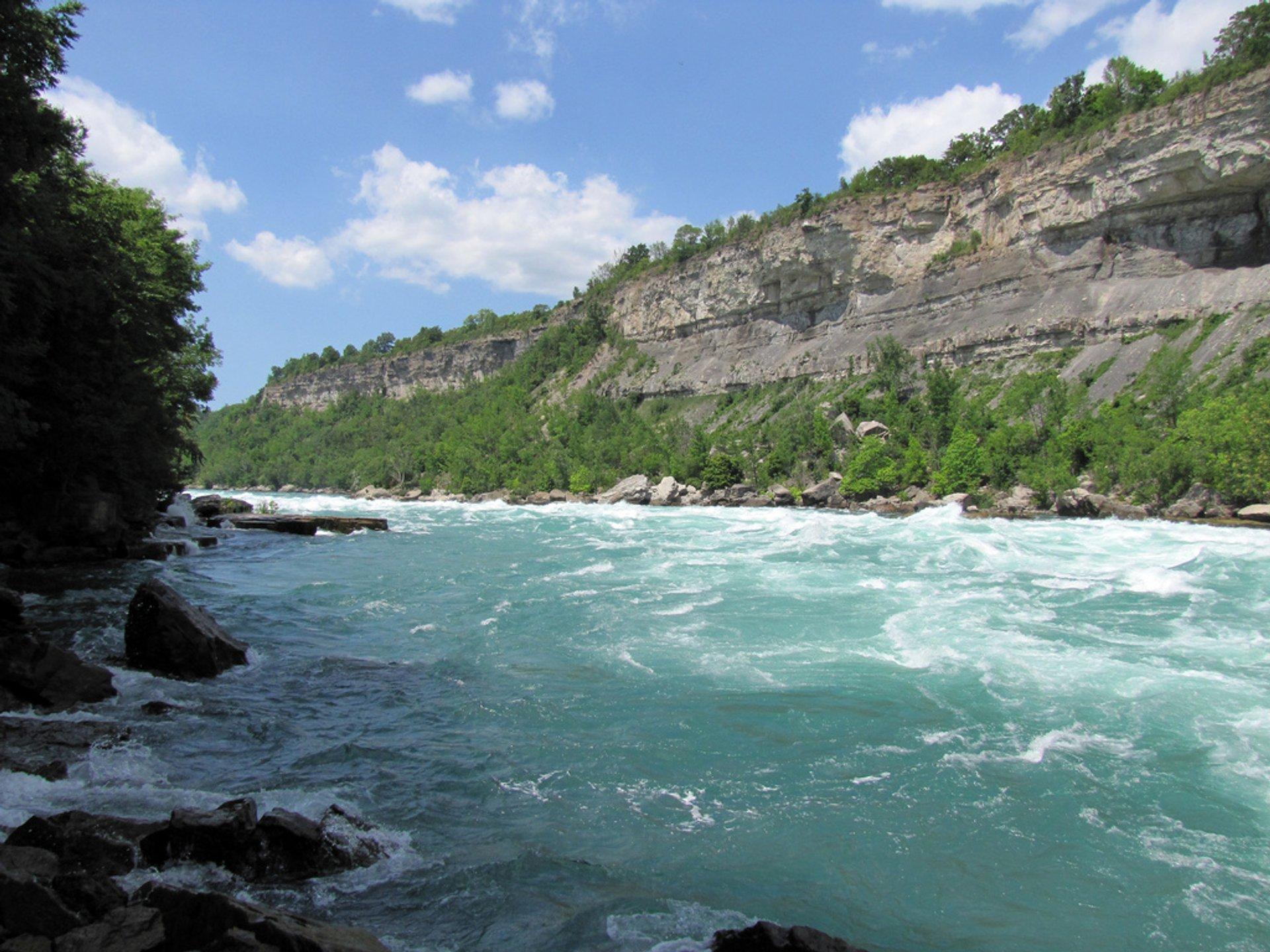 White Water Walk in Niagara Falls 2020 - Best Time