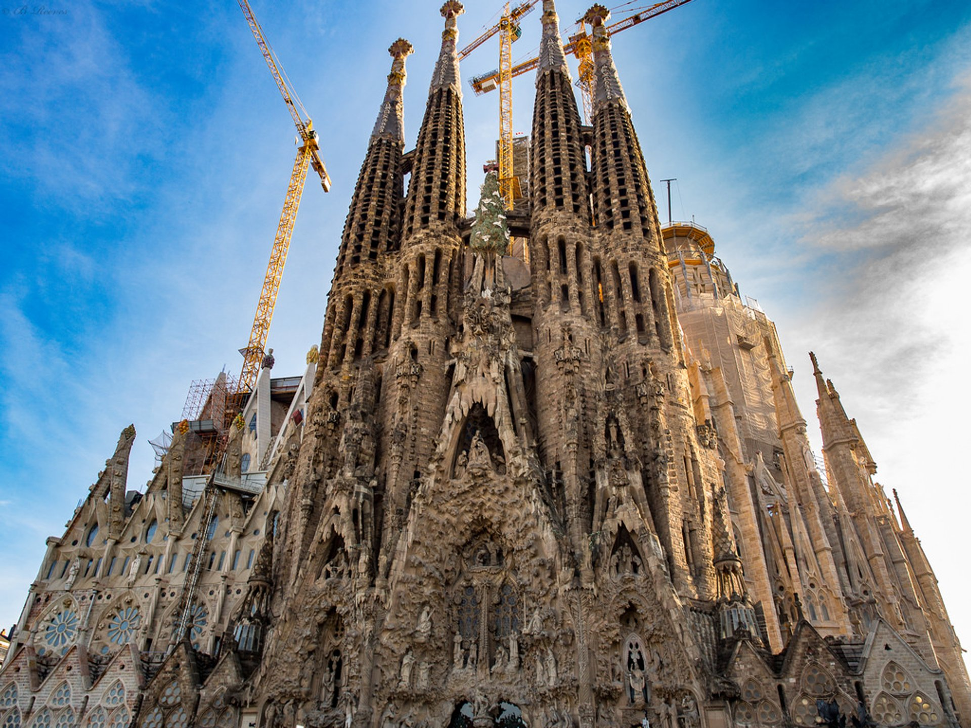 Sagrada Familia in Barcelona 2020 - Best Time