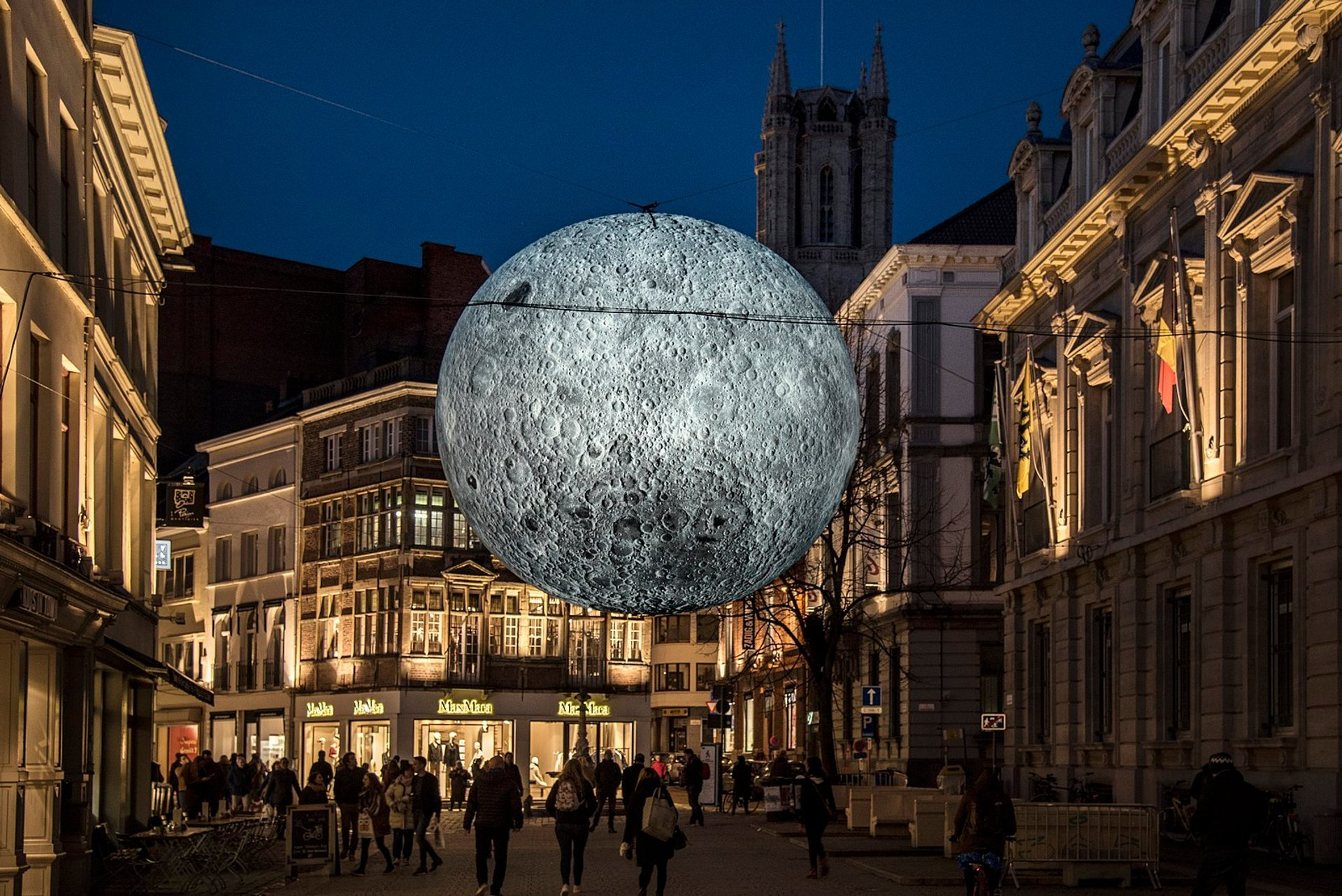Ghent Light Festival in Belgium 2020 - Best Time