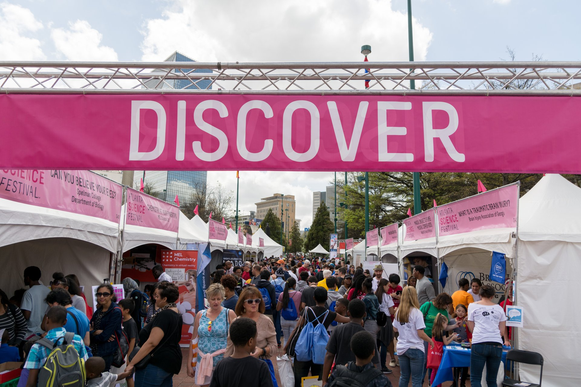 Atlanta Science Festival in Atlanta - Best Season 2020