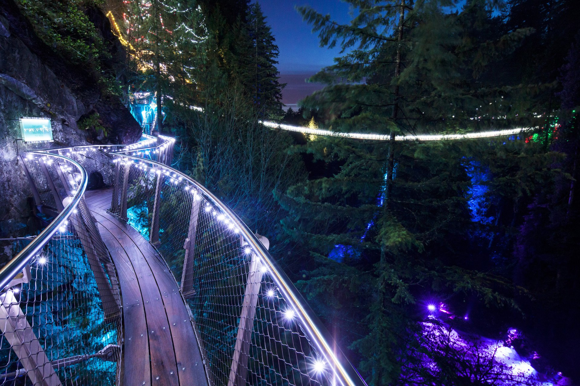 Canyon Lights in Vancouver 2020 - Best Time