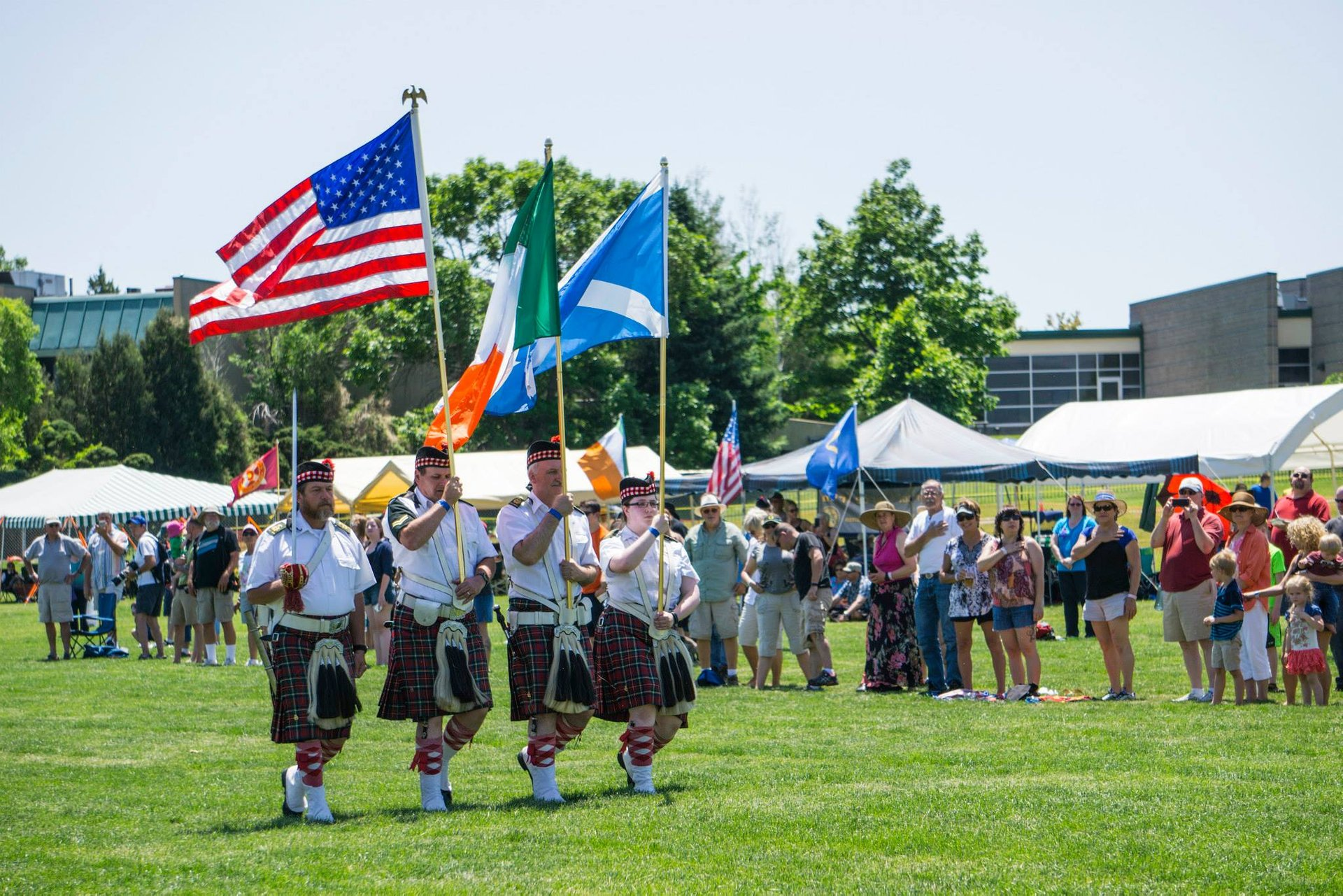 Pikes Peak Celtic Festival in Colorado - Best Season 2020
