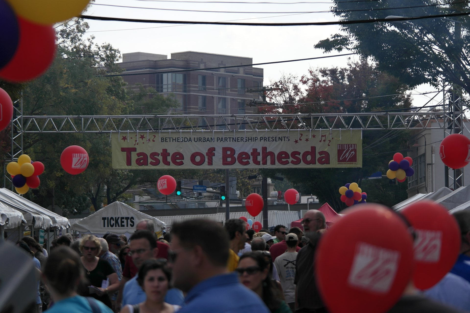 Taste of Bethesda in Maryland - Best Season 2020