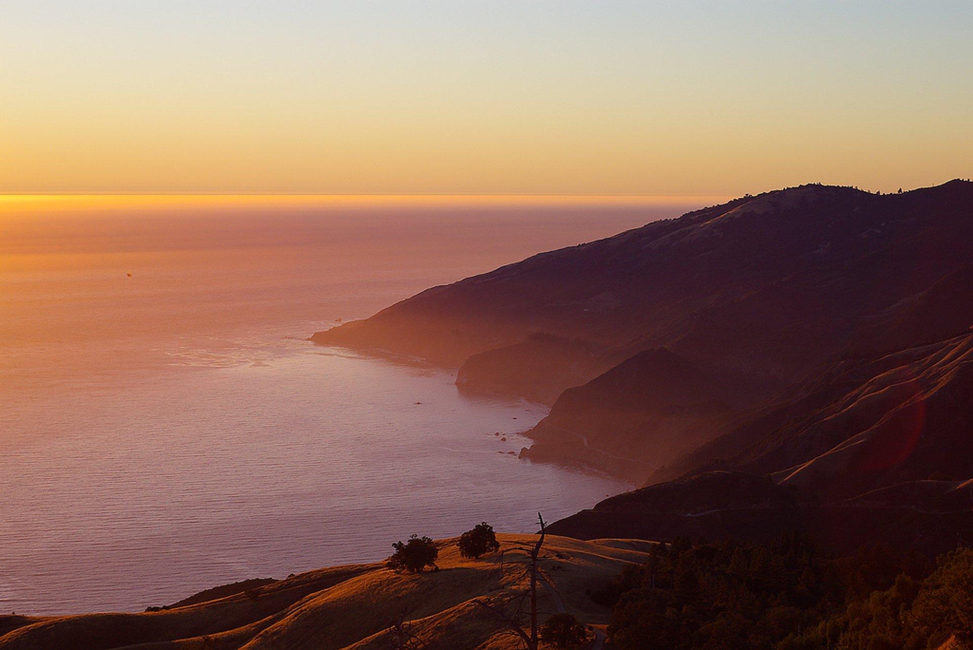 Prewitt Ridge in California 2020 - Best Time