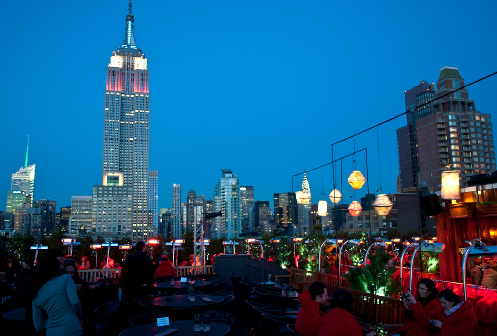 Rooftop Bars in New York 2020 - Best Time