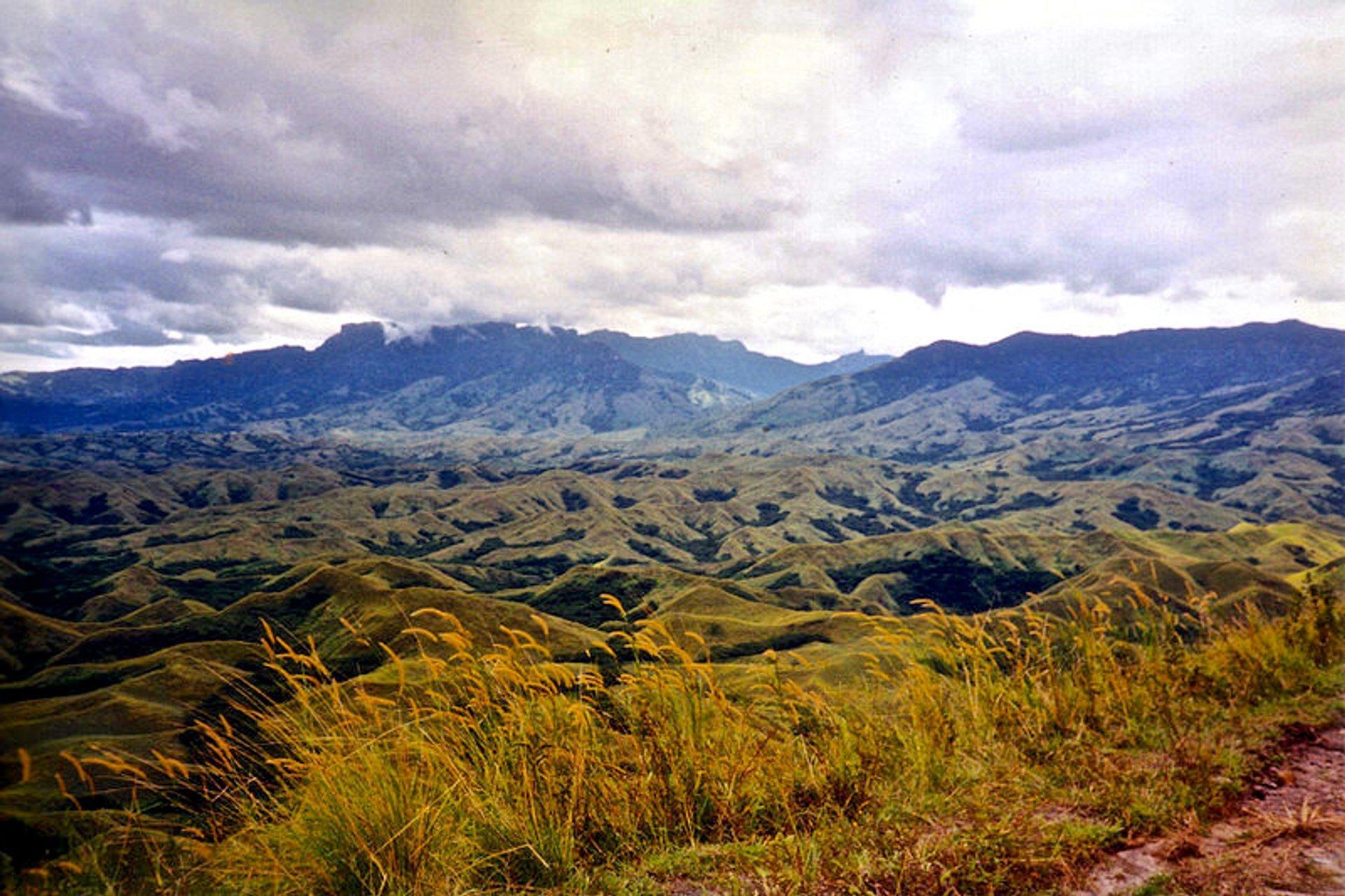 Nausori Highlands in Fiji - Best Season 2019