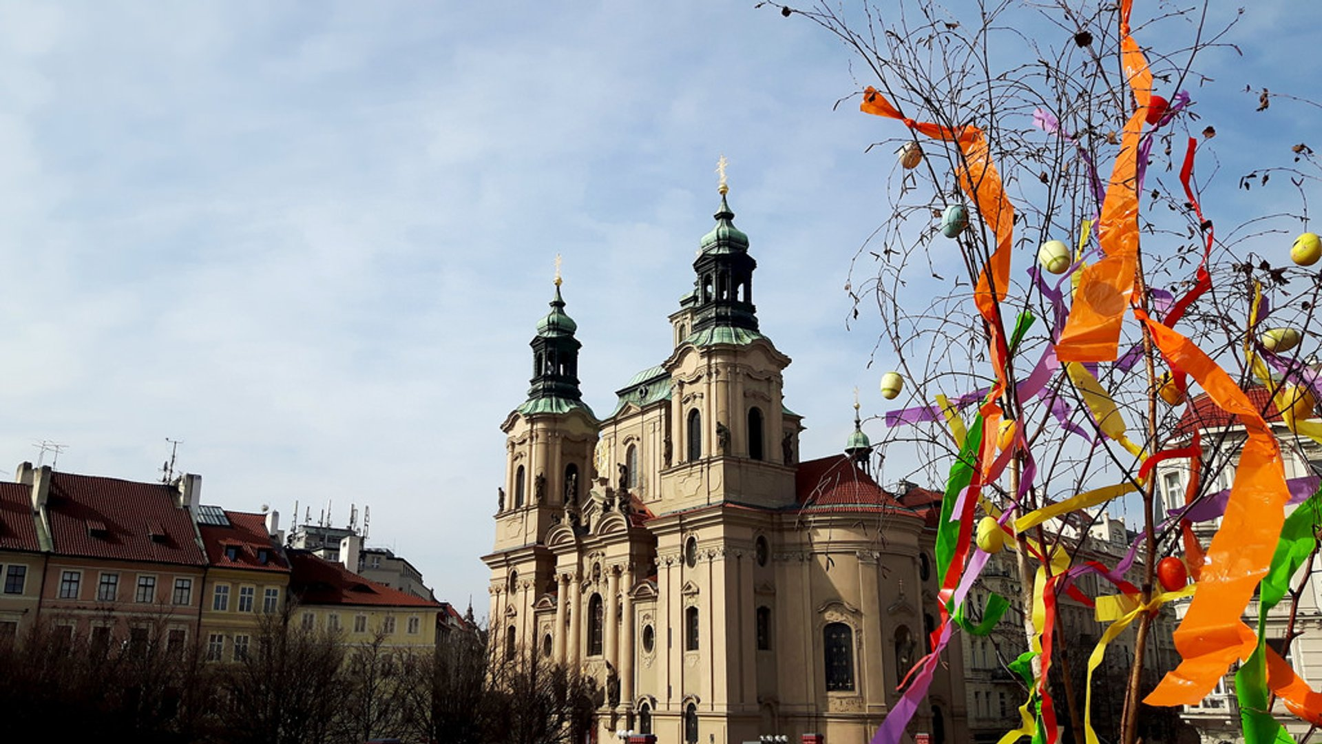 Best time for Holy Week (Svatý Týden) & Easter in Czech Republic 2020