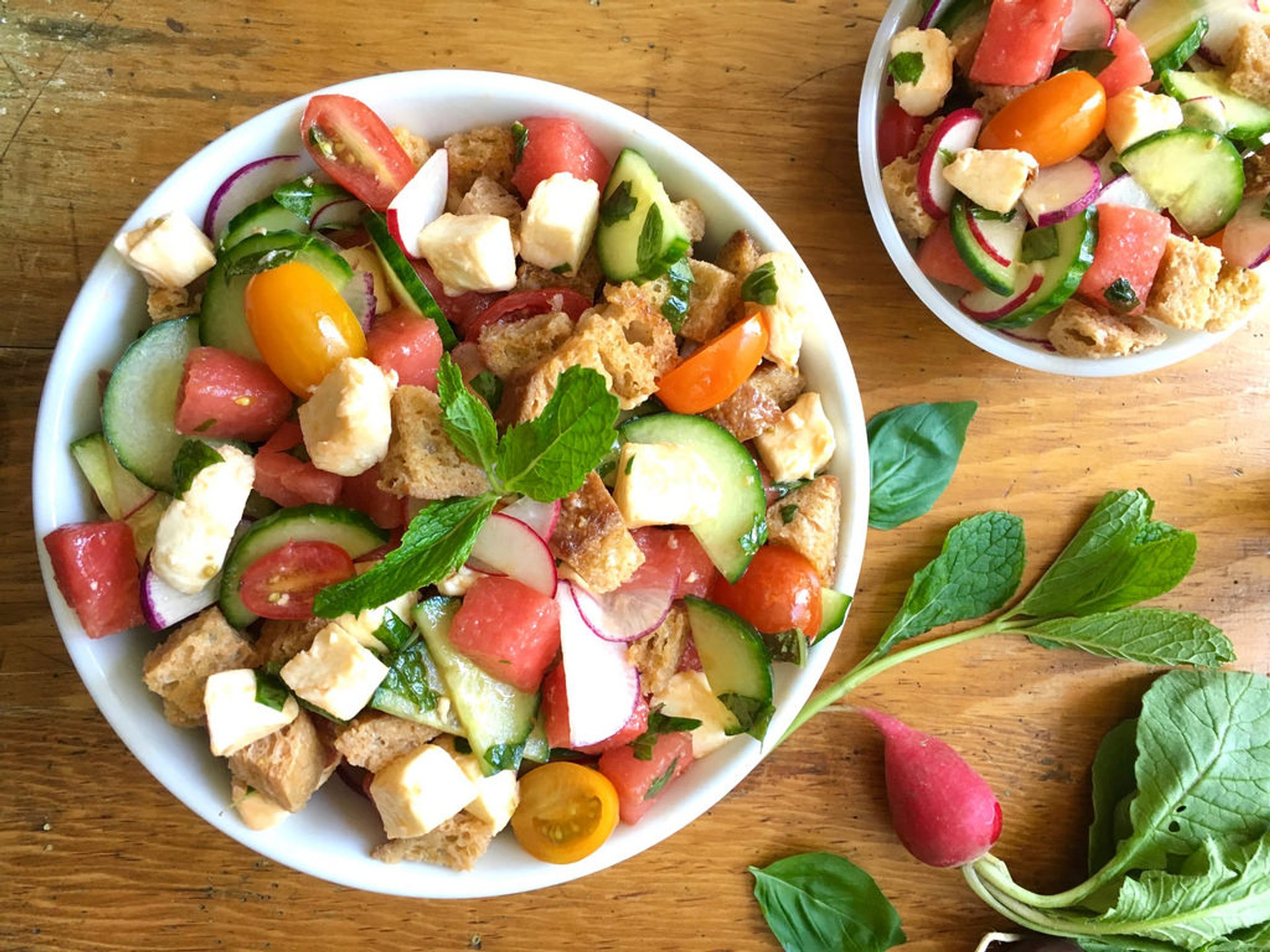 Panzanella in Tuscany - Best Season 2020