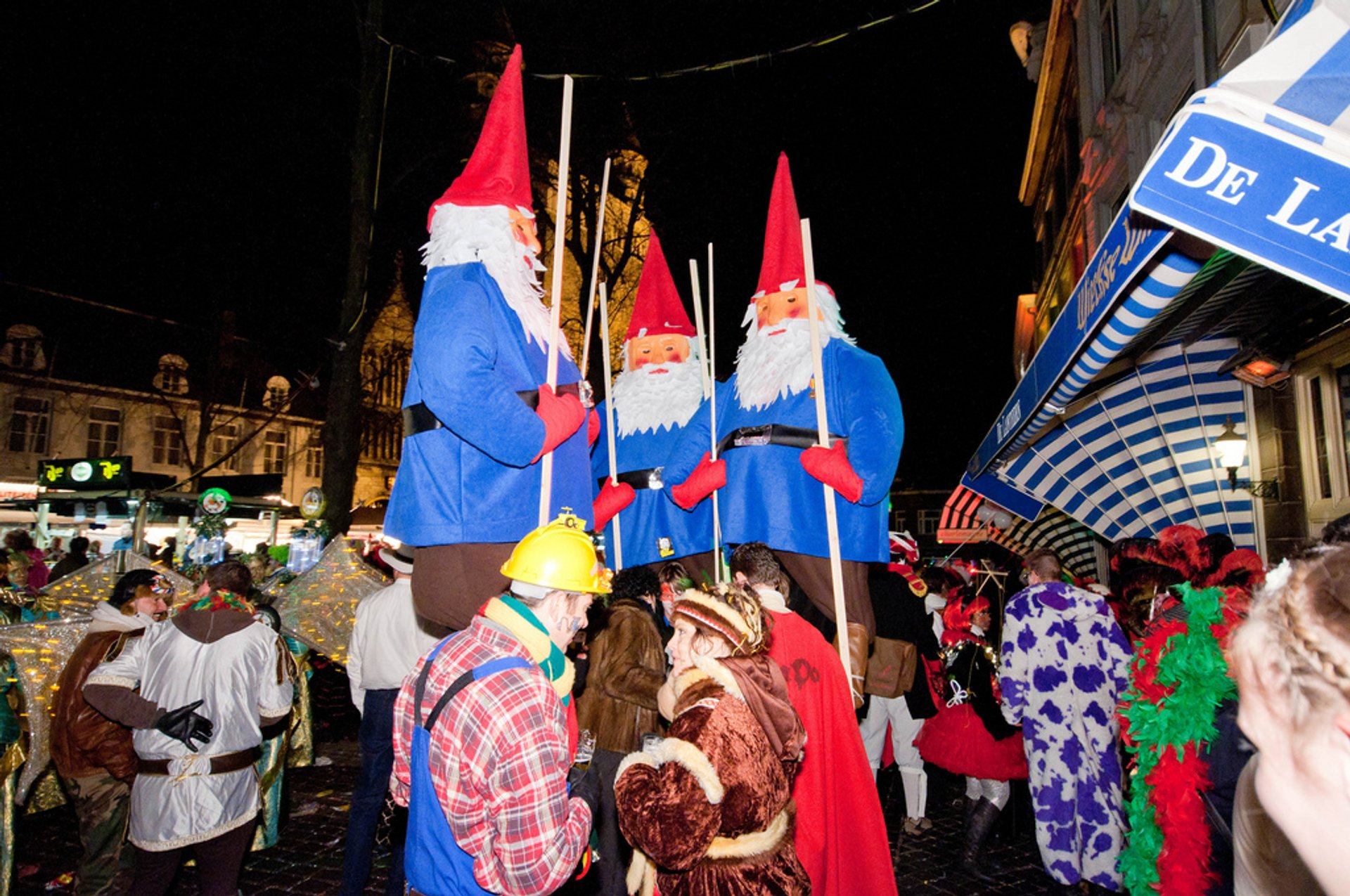 Best time to see Dutch Carnival—Vastelaovend in The Netherlands