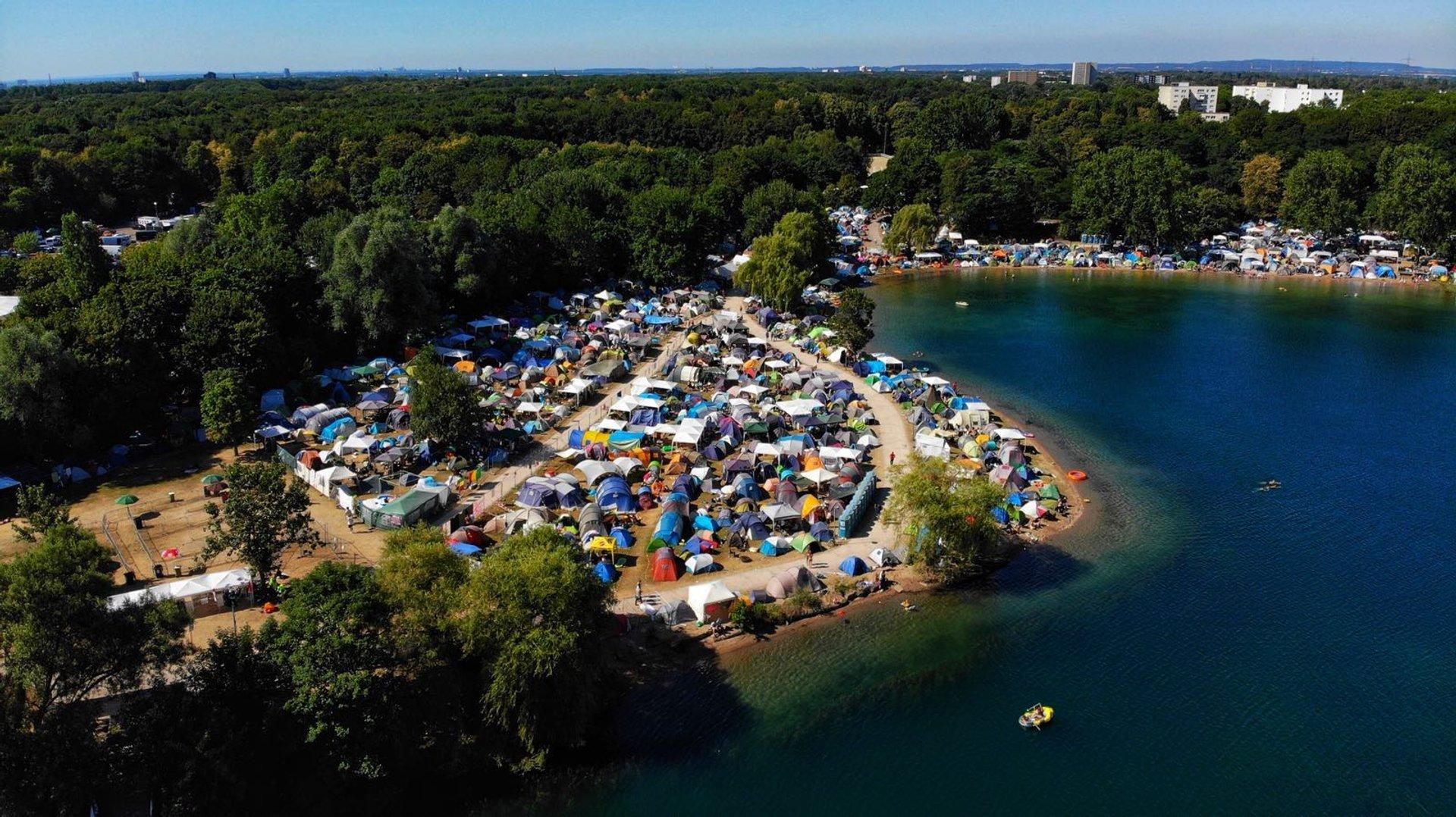 Best time for Summerjam Festival in Germany 2020