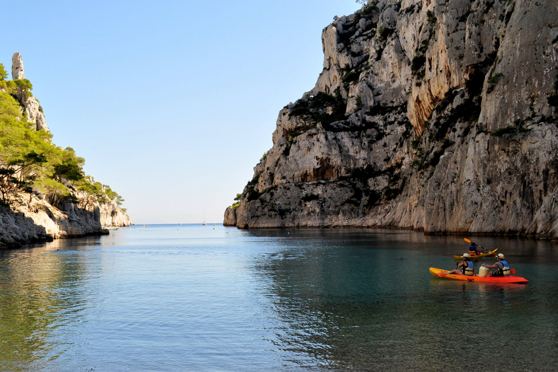 Best time for Canoeing and Kayaking in Provence & French Riviera 2020