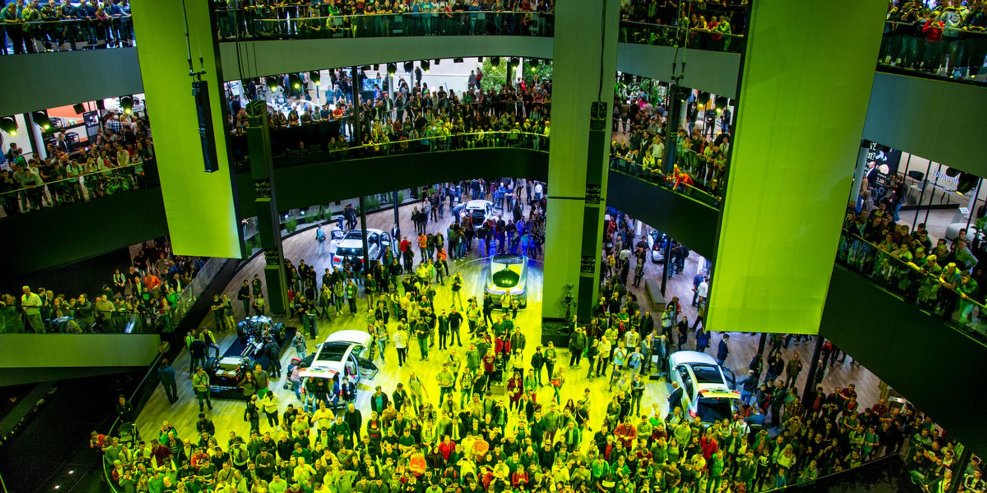 Frankfurt Auto Motor Show (IAA) in Frankfurt am Main - Best Season 2019
