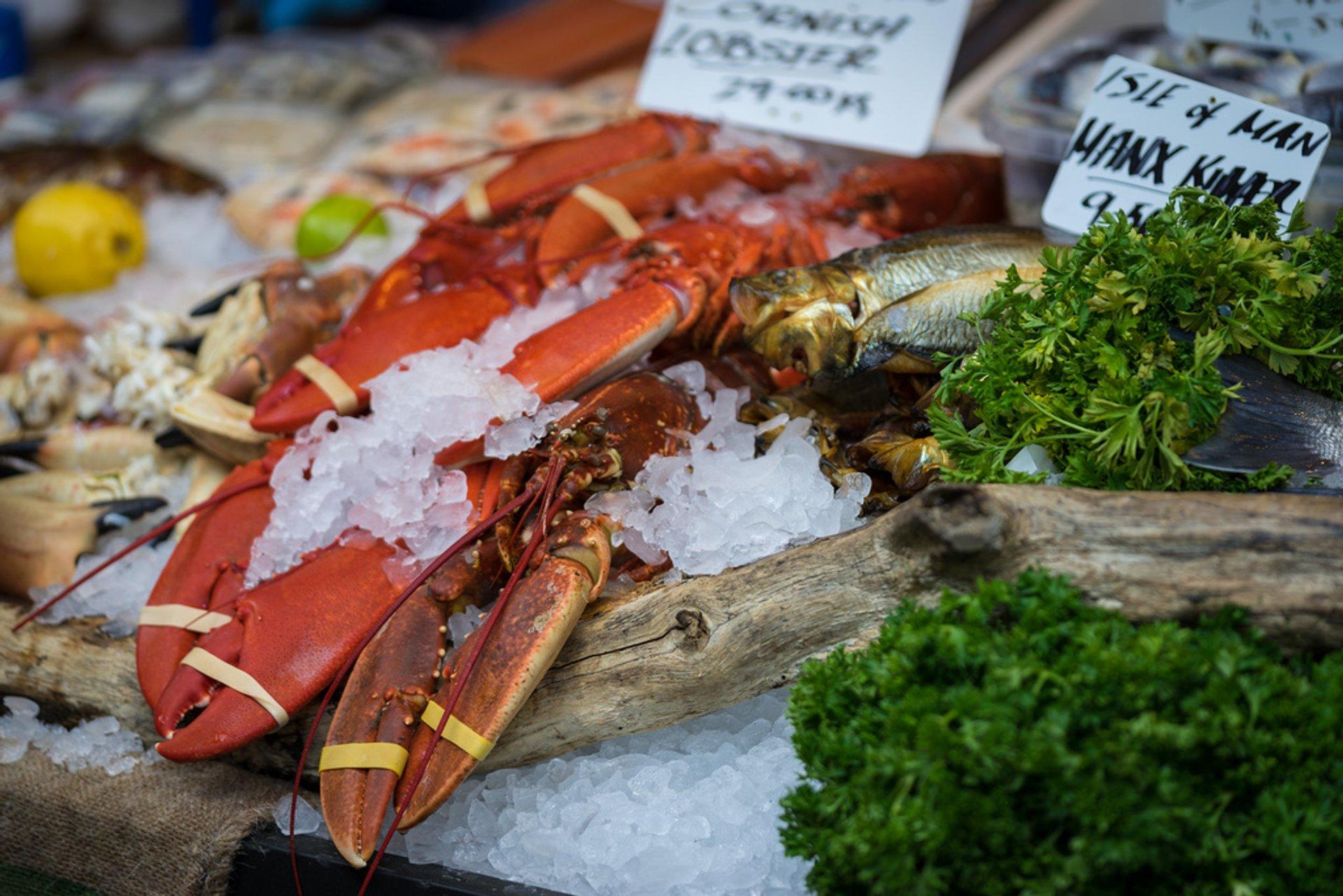 Lobster in London 2020 - Best Time