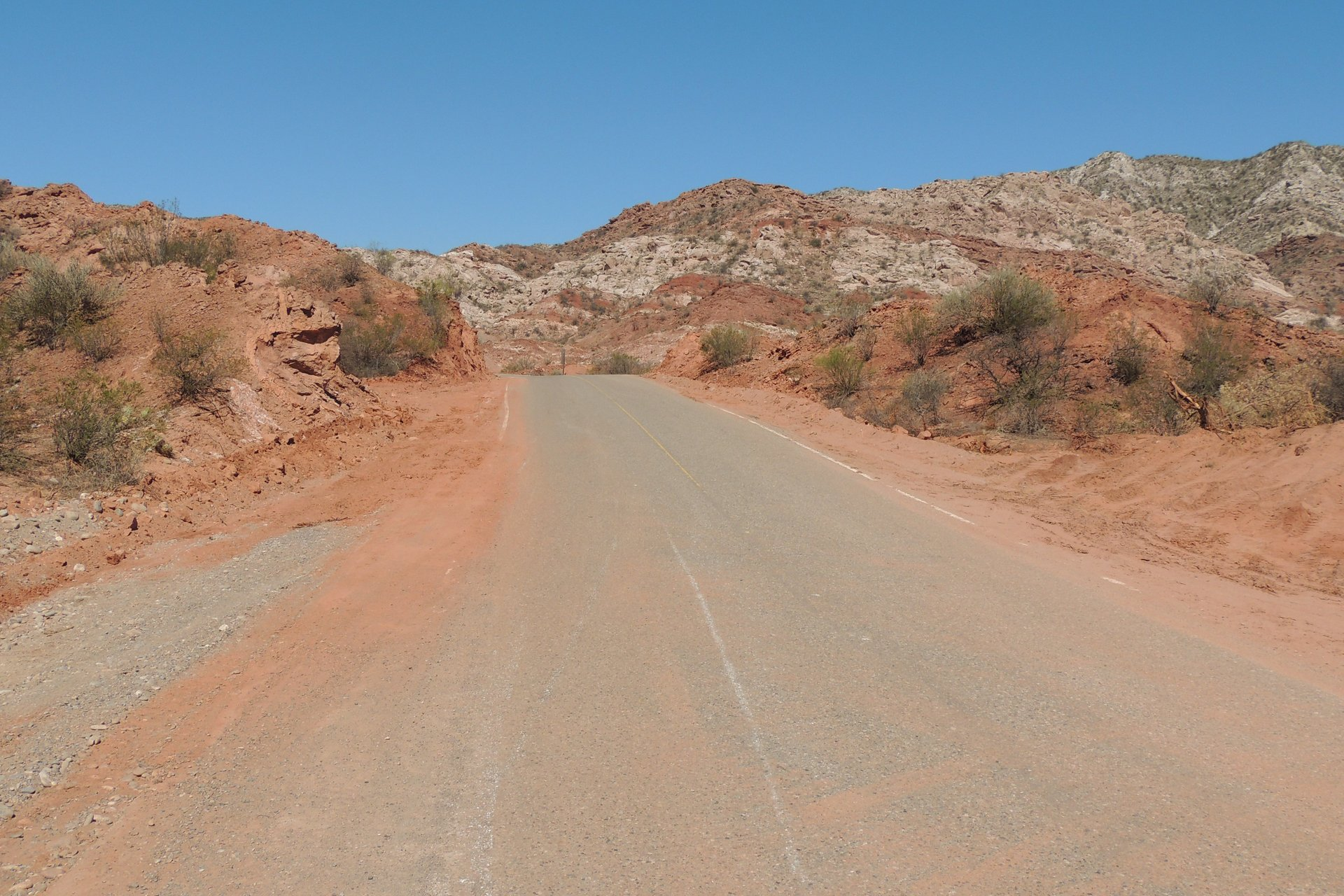 Best time for Route 40 (Ruta 40) in Argentina 2020