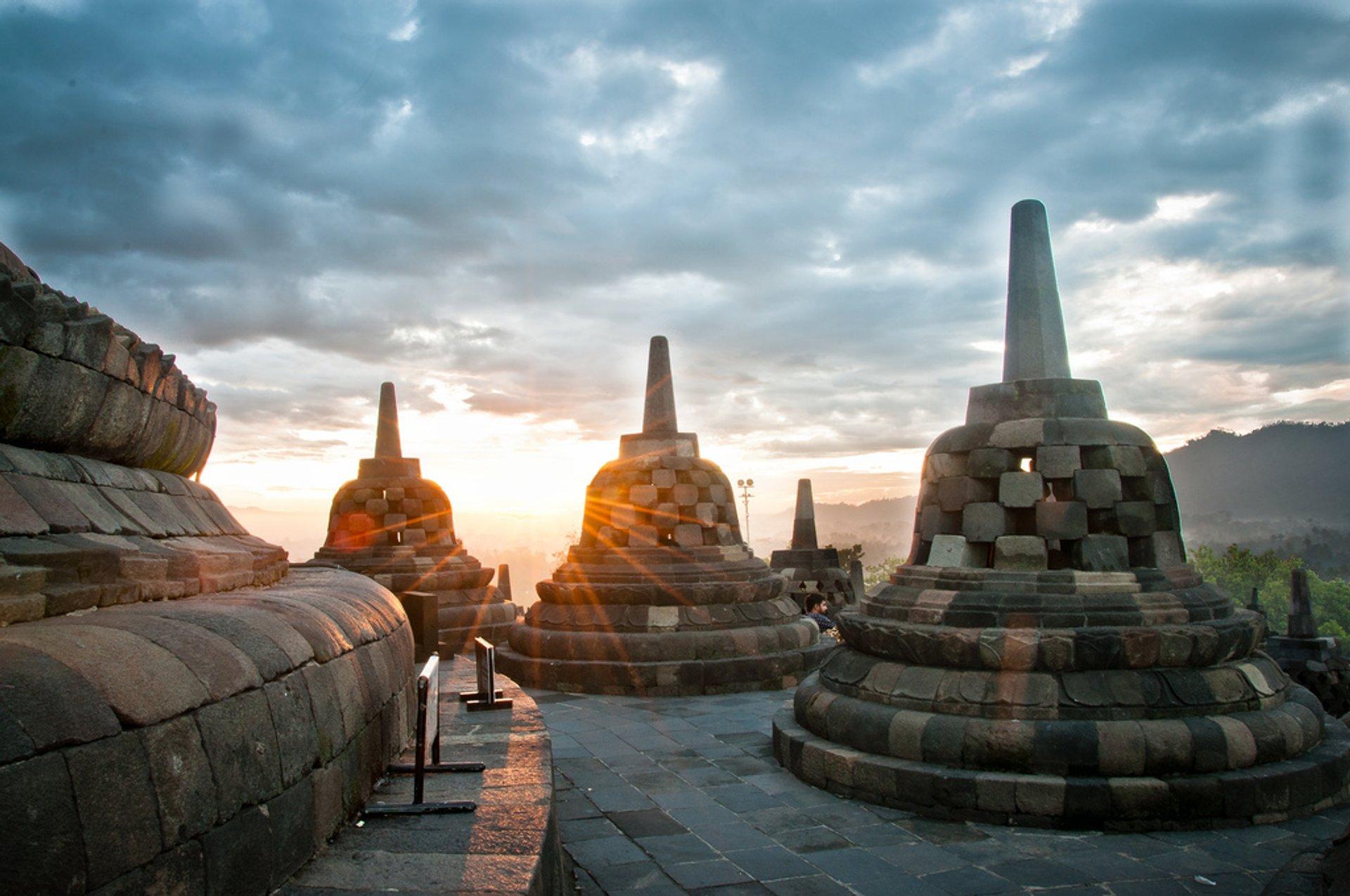 Borobudur sunrise 2020