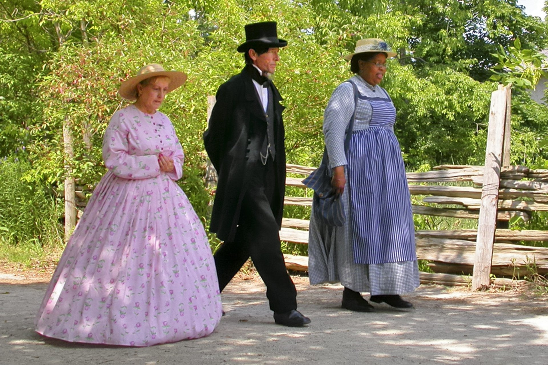 Best time to see Black Creek Pioneer Village in Toronto 2020
