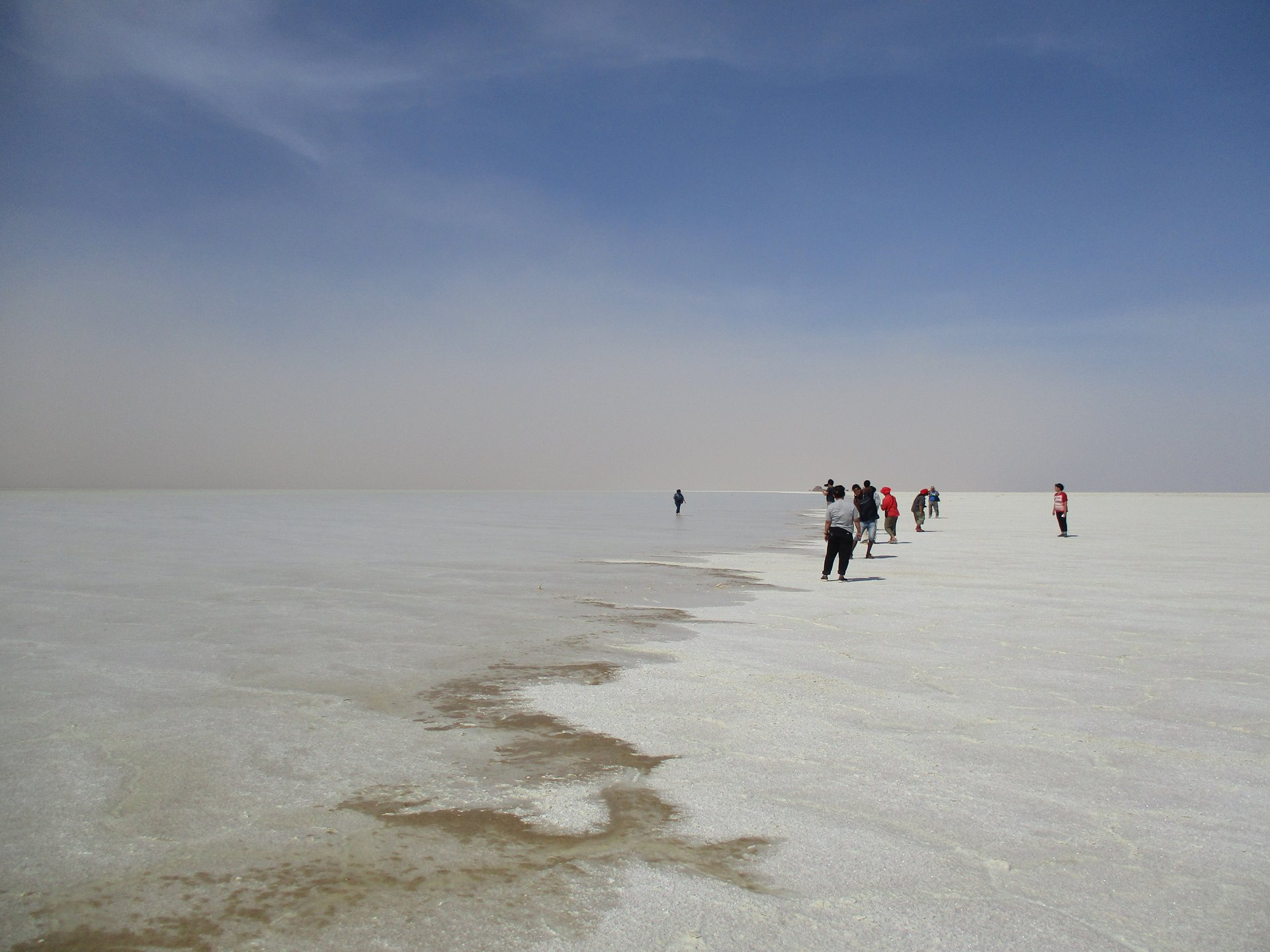 Best time to see Danakil Depression 2020