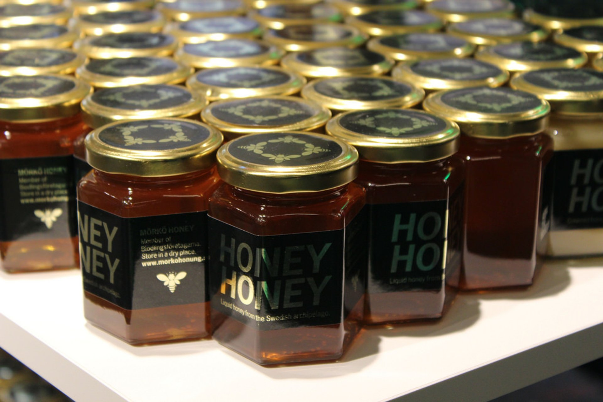 Best time for Honey in Sweden 2020
