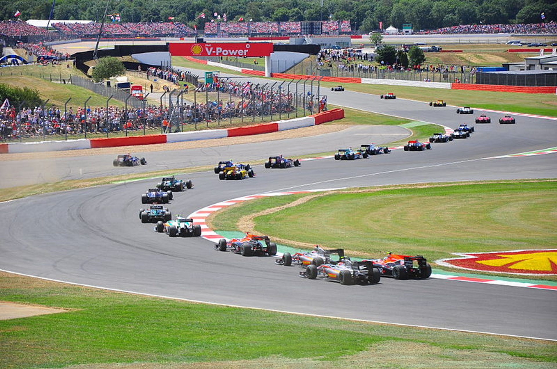 British Grand Prix in England - Best Season 2020