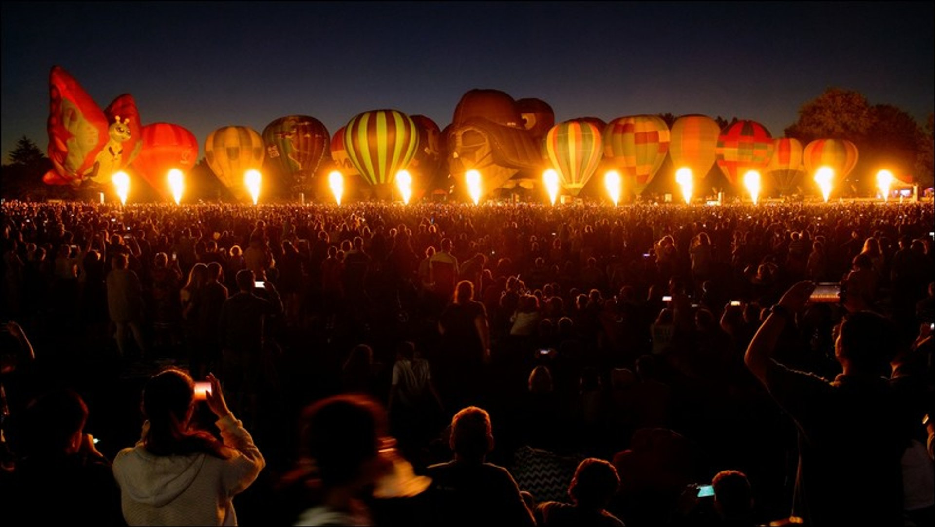 Best time for Balloons over Waikato 2020