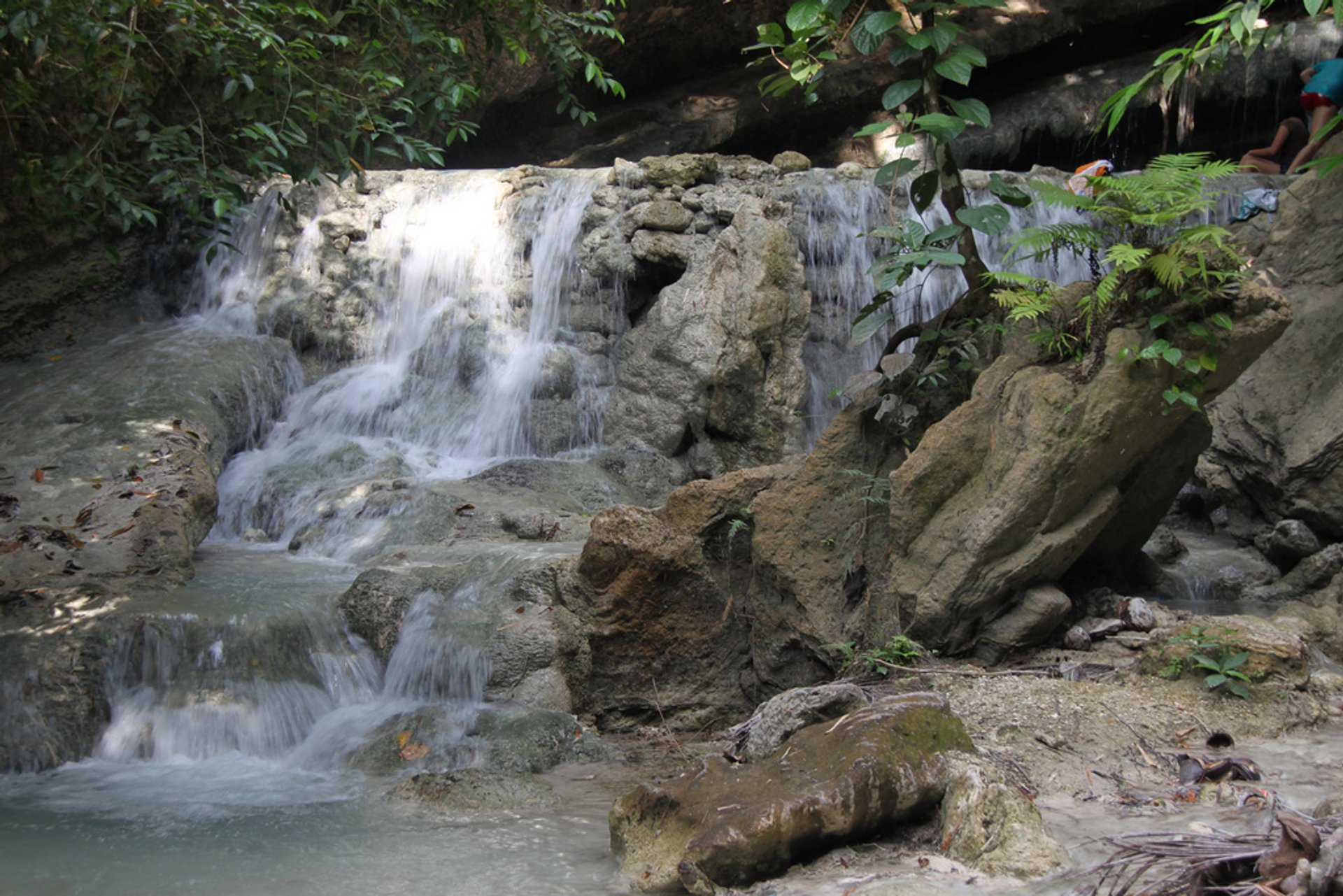 Best time to see Aguinid Falls in Philippines 2020
