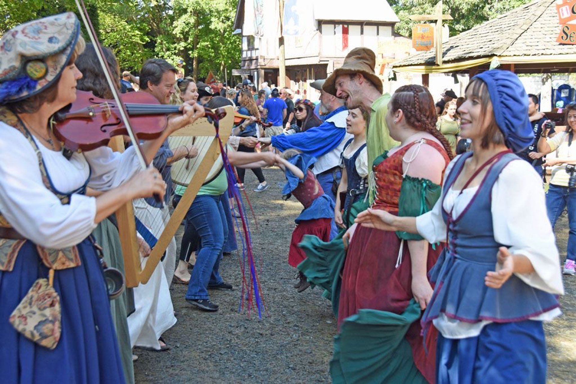 Best time for Maryland Renaissance Festival 2020