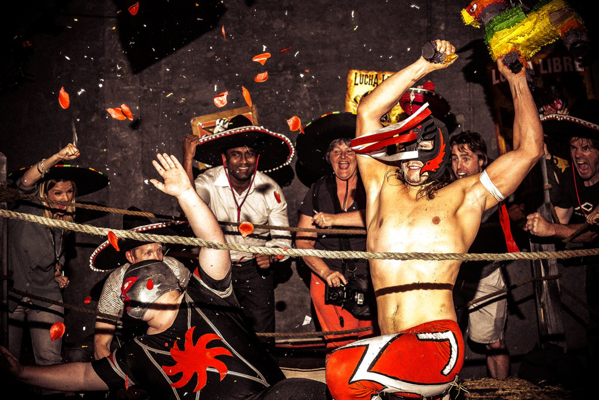 Lucha Libre in Mexico 2020 - Best Time