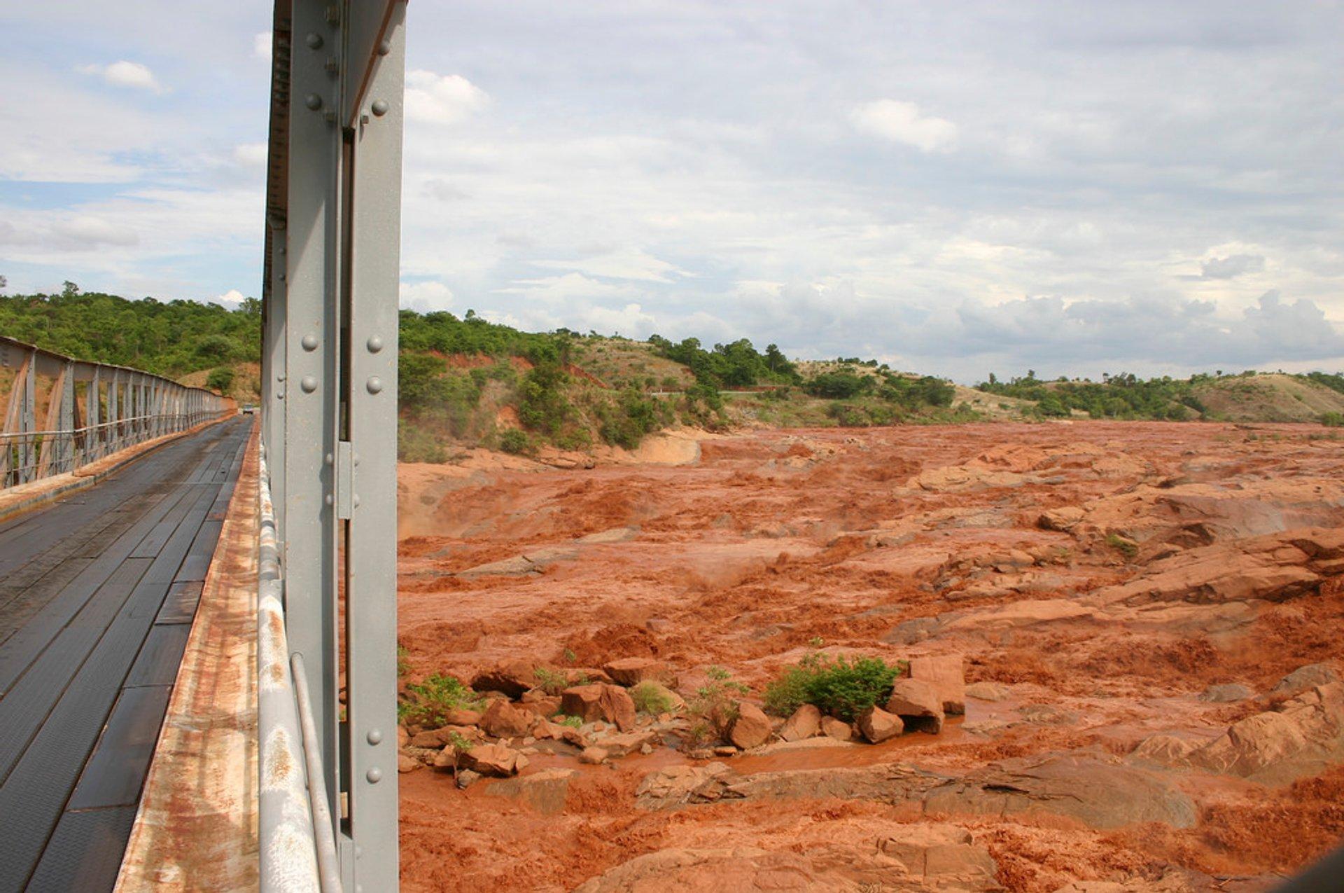 Betsiboka River in Madagascar - Best Season